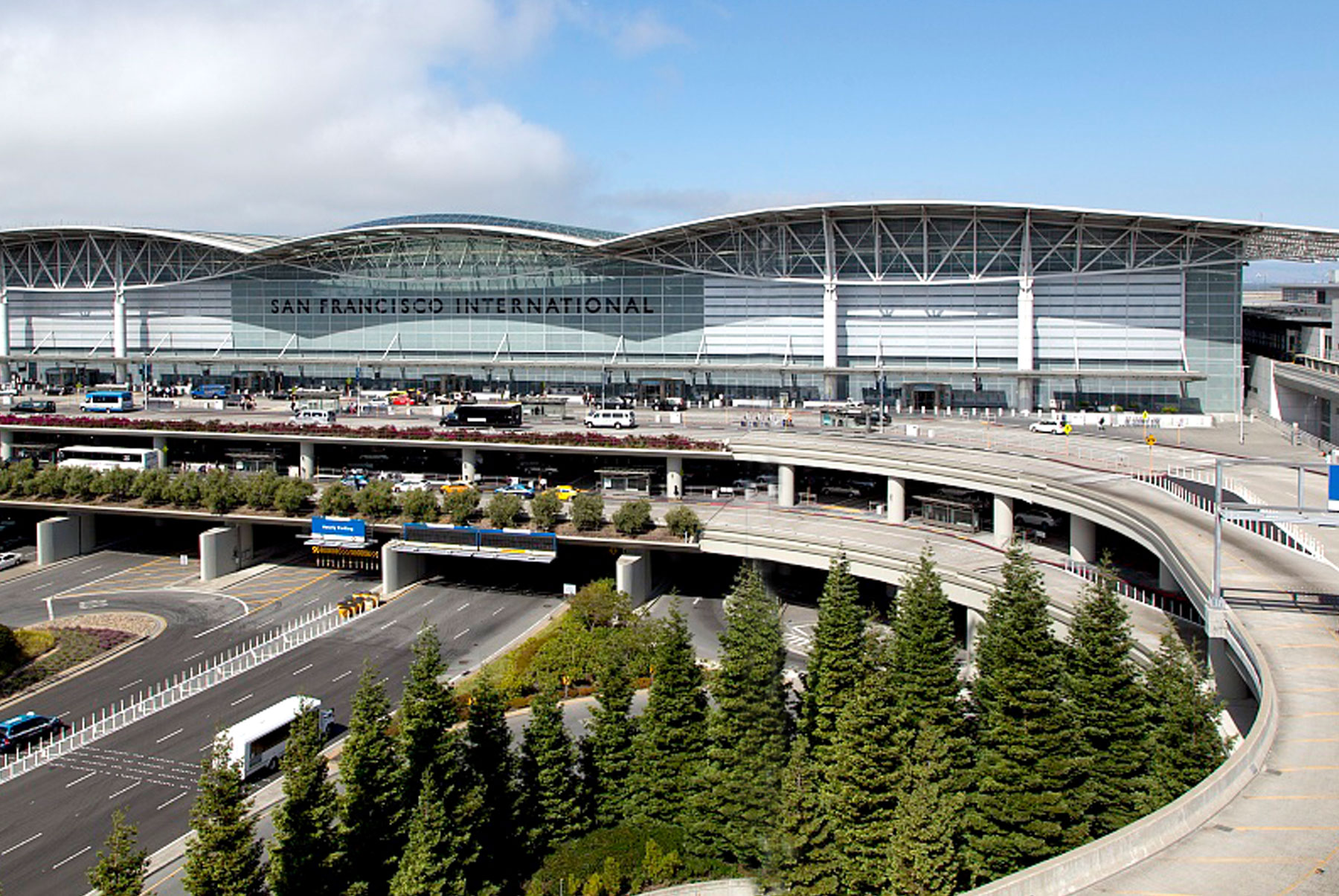 SF International Airport
